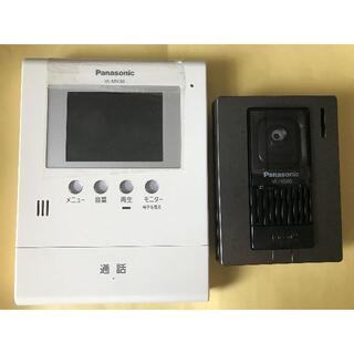 Panasonic - Panasonic テレビドアホン カメラセット VL-MV30x +
