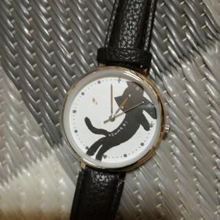 ツモリチサト(TSUMORI CHISATO)のツモリチサト腕時計☆plus〈クックパッド プラス〉2021年冬号雑誌 付録(腕時計)
