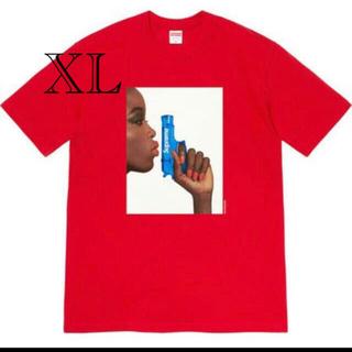 シュプリーム(Supreme)のSupreme Water Pistol Tee RED (Tシャツ/カットソー(半袖/袖なし))