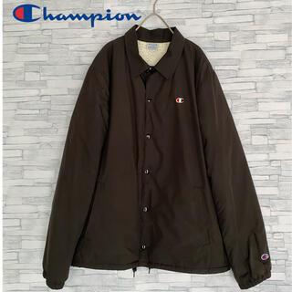 Champion - championチャンピオン コーチジャケット メンズL ブラック
