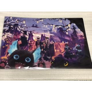 Disney - 新品 ツイステ スケアリーモンスターズ クリアファイル&ステッカー ハロウィン