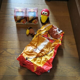 モリナガセイカ(森永製菓)の森永チョコボール ノベルティグッズセット(ノベルティグッズ)