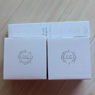 ファビウス(FABIUS)のお得なセット販売✩ エクラシャルム60g×2個 エクラリペア20g×1本(オールインワン化粧品)