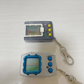 バンダイ(BANDAI)のデジモン ペンジュラム 初代(携帯用ゲーム機本体)