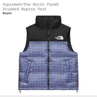 シュプリーム(Supreme)のSupreme®/The North Face® Nuptse Vest M(ダウンベスト)