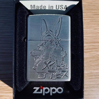 ジッポー(ZIPPO)のメイドインアビス Zippo ナナチ(タバコグッズ)