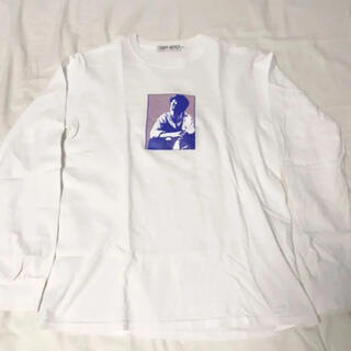 ステューシー(STUSSY)のLOOPY HOTEL  ロンT 長袖 シャツ(Tシャツ/カットソー(七分/長袖))
