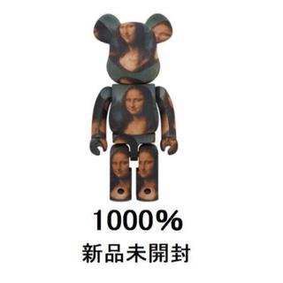 メディコムトイ(MEDICOM TOY)のBE@RBRICK LEONARD DE Mona Lisa 1000%(フィギュア)