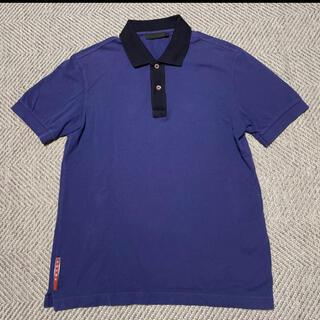 プラダ(PRADA)のPRADA  ポロシャツ ポロシャツメンズ 半袖(ポロシャツ)