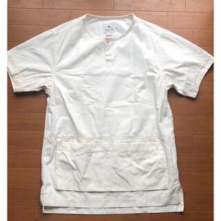 スノーピーク(Snow Peak)のsnowpeak Sailor Cloth Aplon Shirt M(Tシャツ/カットソー(半袖/袖なし))