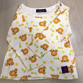 フタフタ(futafuta)のロンT 90㎝ (Tシャツ/カットソー)