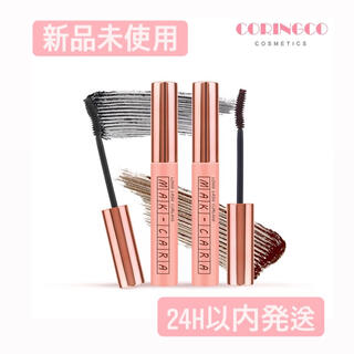 3ce - 韓国コスメ コリンコ CORINGCO マスカラ 01