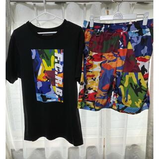 エフシーアールビー(F.C.R.B.)のBristolTシャツ、パンツセット(その他)
