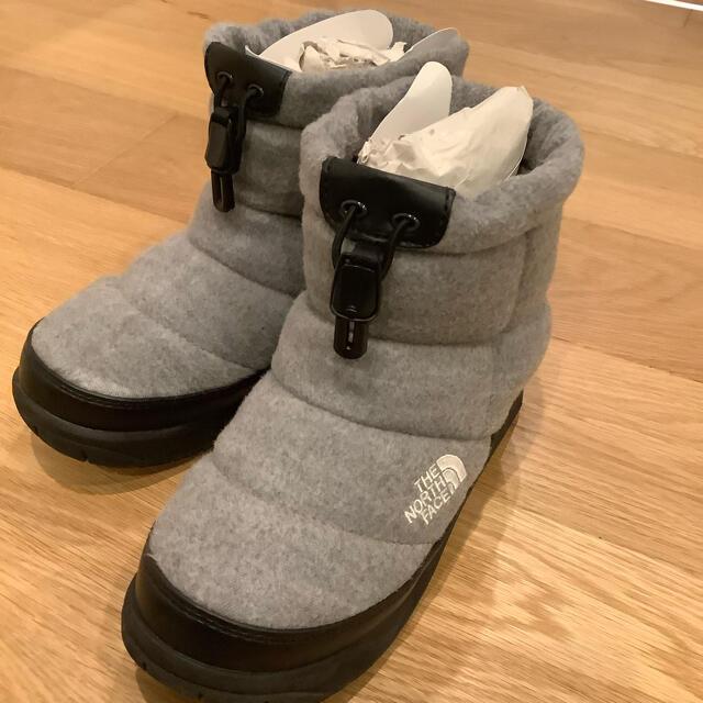 THE NORTH FACE(ザノースフェイス)のTHE NORTH FACE ヌプシブーティーウール III 20cm  美品 キッズ/ベビー/マタニティのキッズ靴/シューズ(15cm~)(ブーツ)の商品写真