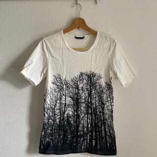 アトウ(ato)のato 半袖Tシャツ定価8000円(Tシャツ/カットソー(半袖/袖なし))