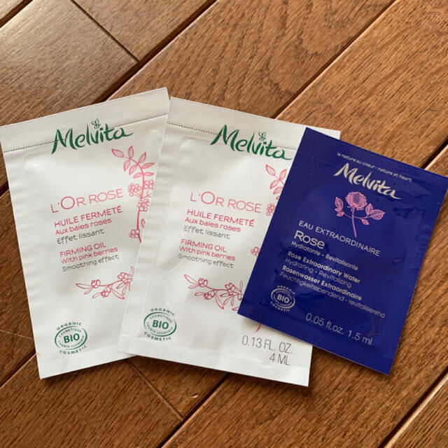 Melvita(メルヴィータ)のメルヴィータアルガンオイル&サンプルおまけ付き✨ コスメ/美容のスキンケア/基礎化粧品(フェイスオイル/バーム)の商品写真