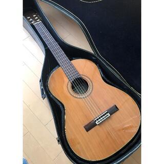 【超美音】Ryoji Matsuoka M50 ハードケース付き 青ラベル(クラシックギター)
