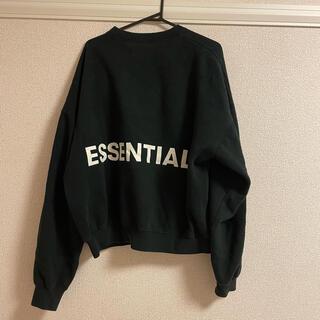 エッセンシャル(Essential)のessential スウェット(スウェット)