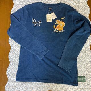 トウヨウエンタープライズ(東洋エンタープライズ)の東洋エンタープライズ  オリジナル ロングTシャツ 新品未使用(Tシャツ/カットソー(七分/長袖))