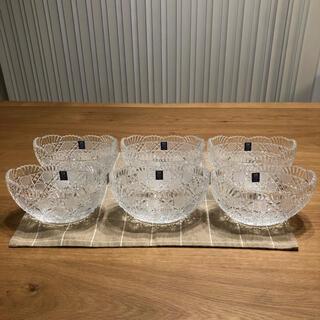 トウヨウササキガラス(東洋佐々木ガラス)の【新品6個】 東洋佐々木ガラス 風雅 洗鉢 LP00630(食器)