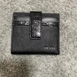 PRADA - PRADA サフィアーノ 財布 カードケース 未使用