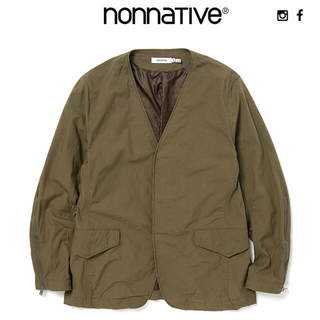 nonnative - nonnative  TROOPER 3B JACKET CORDURA®