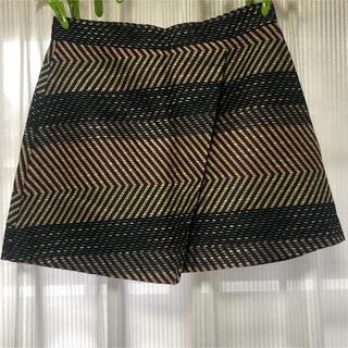 アナップ(ANAP)の台形スカート chille anap(ミニスカート)