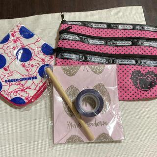 ロデオクラウンズ(RODEO CROWNS)の新品&美品・レディース小物3点セット♡(その他)