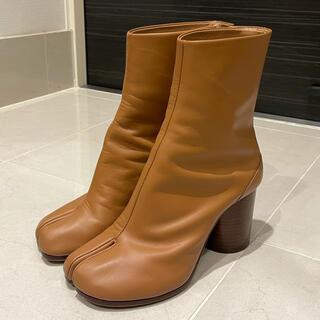 Maison Martin Margiela - マルジェラ 足袋ブーツ(Tabi タビ)タン 35.5