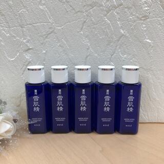 雪肌精 - 【サンプル‼︎5点】コーセー⭐️薬用 雪肌精 化粧水
