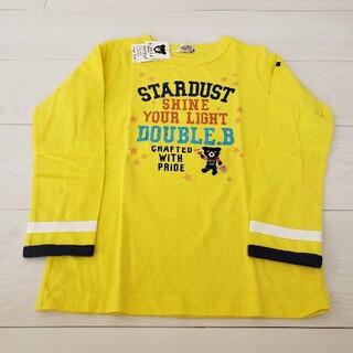 ダブルビー(DOUBLE.B)の⭐️ミキハウス ダブルB 130⭐️(Tシャツ/カットソー)
