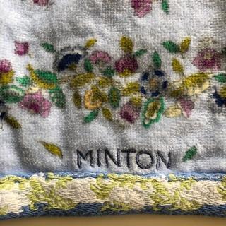 ミントン(MINTON)のMINTON ミントン ウォッシュタオル 新品 未使用(ハンカチ)