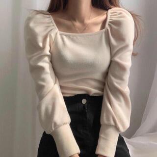 スタイルナンダ(STYLENANDA)のSTYLENANDA 韓国ファッション 春服トップス(ニット/セーター)