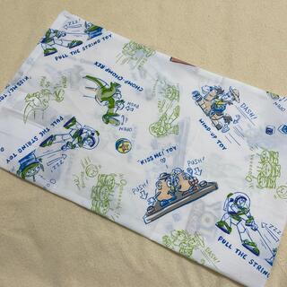 ディズニー(Disney)のトイストーリー 子供用枕カバー42×26(シーツ/カバー)