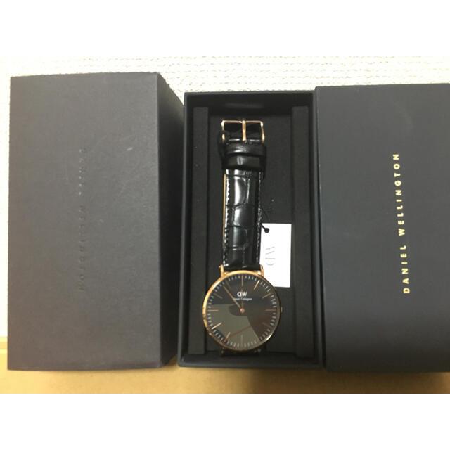 Daniel Wellington(ダニエルウェリントン)の新品 ダニエルウェリントン メンズの時計(腕時計(アナログ))の商品写真