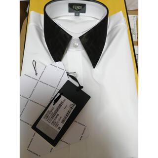 フェンディ(FENDI)のfendi ff カラーシャツ(シャツ)