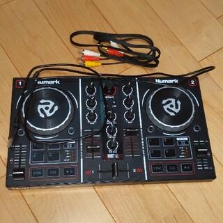 numark party mix ターンテーブル DJ(ターンテーブル)
