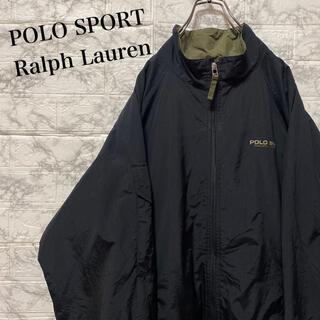 ラルフローレン(Ralph Lauren)のポロスポーツ ラルフローレン ナイロンジャケット ワンポイントロゴ 90's (ナイロンジャケット)