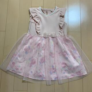 エニィスィス(anySiS)のエニシス フォーマル ドレス 110センチ(ドレス/フォーマル)