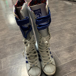 アディダス(adidas)のアディダス AS 3(ブーツ)