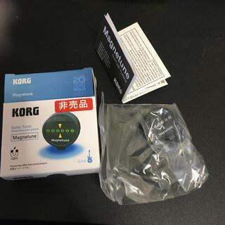 コルグ(KORG)のKORGマグネットチューナー(エフェクター)