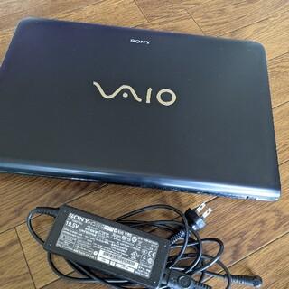 バイオ(VAIO)のSONY  VAIO  SVE151B11N ノートパソコン(ノートPC)