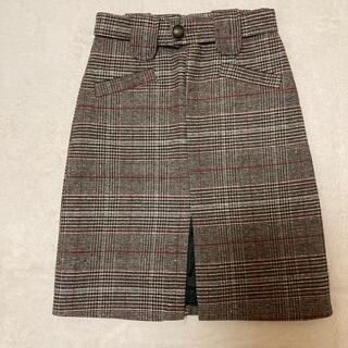 ディーホリック(dholic)のスカート(ひざ丈スカート)