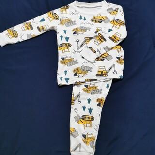 働くくるまのパジャマ (100cm)(パジャマ)