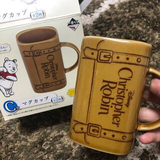 クマノプーサン(くまのプーさん)のディズニー 一番くじ くまのプーさん マグカップ(グラス/カップ)