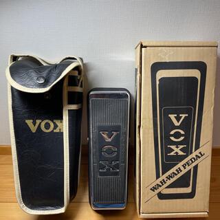 ヴォックス(VOX)のVOX V847-A ワウペダル(エフェクター)