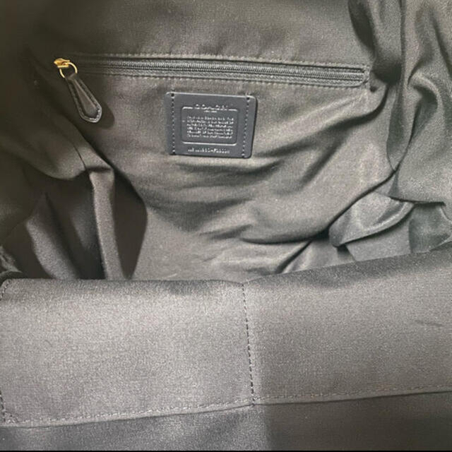 COACH(コーチ)のコーチ リュック COACH 美品 レディースのバッグ(リュック/バックパック)の商品写真