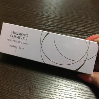 ミキモトコスメティックス(MIKIMOTO COSMETICS)のミキモト  メイクアップベース(化粧下地)
