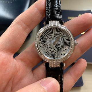 ハリーウィンストン(HARRY WINSTON)のHARRY WINSTON プルミエール・レース 31mm①(腕時計)