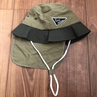 petit main - プティマイン 帽子、アプレレクール アウター110センチ、デニムセット!
